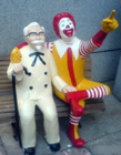 麦当劳搞笑图片
