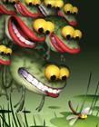 青蛙搞笑漫画图片