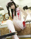 日本特色女仆列车