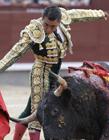 西班牙斗牛士比赛