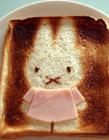 面包�D片