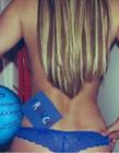 女球迷身体预测欧洲杯