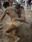 巴基斯坦古老摔跤
