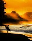冲浪摄影作品