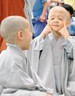 韩国童子僧受戒仪式