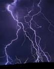 澳大利亚摄影师拍摄闪电图片