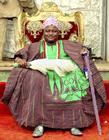 尼日利亚前君主华丽生活