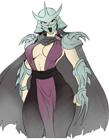 忍者神龟娘化版