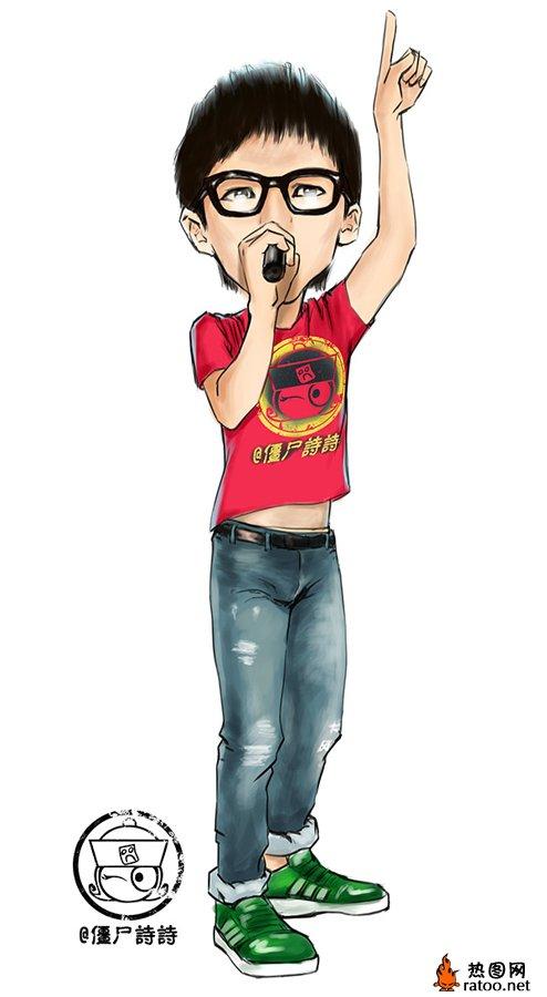 进击的巨人gif动图_中国好声音第二季漫画-创意图片-热图网
