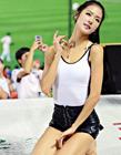 韩国棒球女神朴姬兰