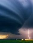 震撼人心的大自然风暴图片