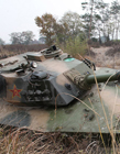 浙江土豪20万购退役坦克