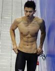 """中国游泳队""""小鲜肉""""宁泽涛照片,宁泽涛肌肉"""