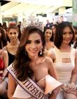 泰国变性人环球小姐选美大赛举行