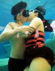 上海水下接吻大赛