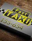 出租车司机名片模板