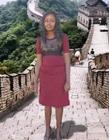 肯尼亚大姐PS中国旅游照走红