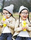 日本双胞胎姐妹花