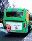 公交车车身广告图片 公交车车身广告设计
