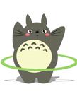 龙猫运动gif 龙猫运动动图