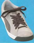 创意鞋带系法 鞋带的系法图解