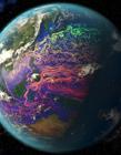 地球画卷之洋流图 世界洋流分布图