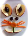 水果动物造型 用水果做的动物造型