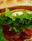 三明治照片