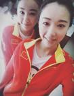 浙大双胞胎姐妹花图片 浙大艺体双胞胎走红