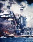 珍珠港事件照片 珍珠港事件美国损失