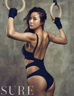 �n��健身女神rayyang照片