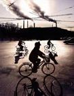 中国空气污染图 关于污染环境的图片