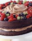 巧克力蛋糕图片 巧克力蛋糕图片大全