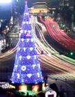 2016世界各地圣诞树 各地圣诞树
