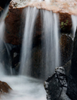 自然溪流景观 溪流景观图片