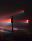 红绿灯图片 公路中红绿灯图片大全