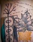 创意纹身图片 有意义的纹身图案