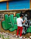 上海街头涂鸦 上海涂鸦墙