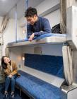 火车车厢改造 火车旅馆