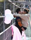 情人节接吻大赛 浪漫情人接吻大赛