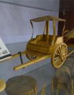 古代马车模型 古代战车模型