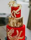 中国风蛋糕图片 古典风格蛋糕图片