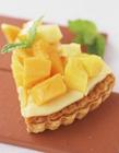 芒果水果蛋糕�D片 芒果造型蛋糕�D片大全