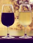 葡萄酒图片唯美 一杯葡萄酒图片