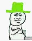 绿帽子系列表情包