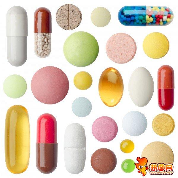 胶囊和药片