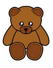 熊简笔画图片大全
