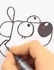 创意画动物图片