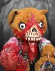 恐怖毛绒玩具