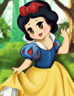 迪士尼公主q版图片 q版迪士尼公主萌图